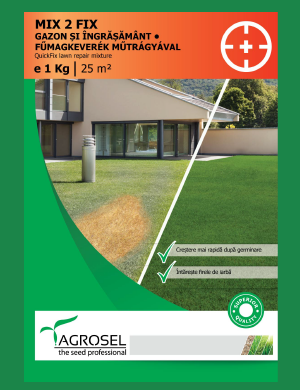 Amestec seminte de gazon MIX2FIX